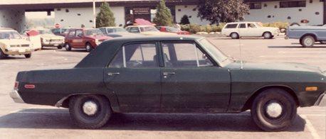 Hank's Car ?
