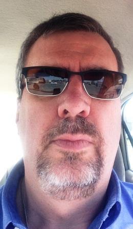 Big Cajun Man Photo